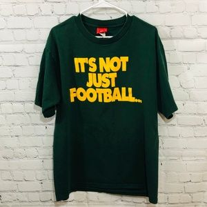 Green Bay Packers TShirt Vintage Late 90s Large